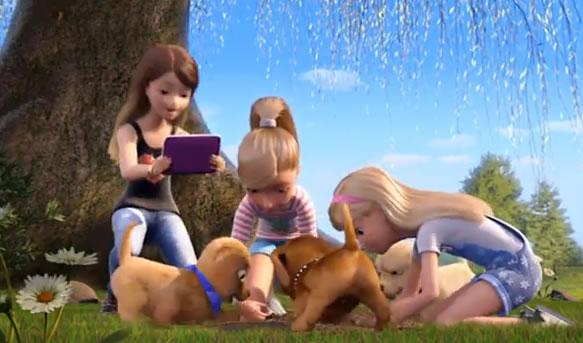 Barbie és húgai: A kutyusos kaland
