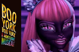 Monster High: BooYork Boo York